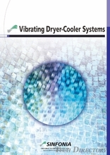 Vibrating Dryer and cooler