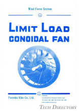 LIMIT LOAD CONOIDAL FAN