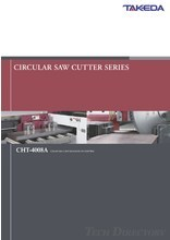 CIRCULAR SAW CUTTER SERIES 『CHT-4008A』