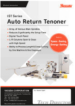 Auto Return Tenoner