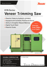 Veneer Trimming Saw