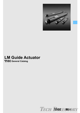 LM Guide Acturator