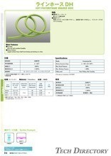 SOFT POLYURETHANE BRAIDED HOSE