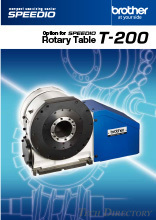 Special SPEEDIO Option Rotary Table T-200