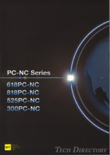 "PC controlled NC grinder ""PC-NC"""